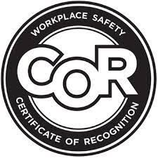 COR certificate of recognition, trust COR certified companies